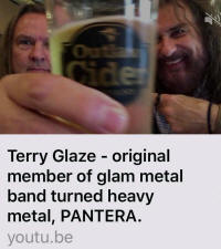 Terry Glaze interview by Barside Jive